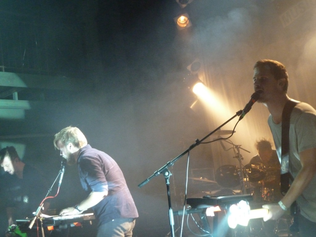 VETO live in Hamburg; Quelle: Maximilian Herrmann