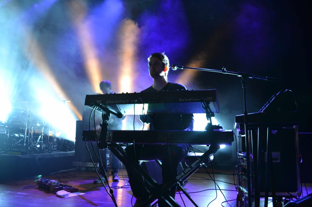 OK KID live auf dem Modular Festival; Quelle: Markus Joachim