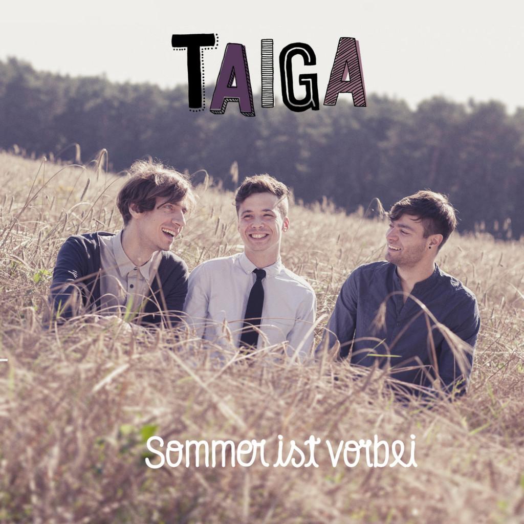 """Taiga mit ihrer Debüt-EP """"Sommer Ist Vorbei"""""""