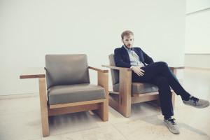 Kevin Devine mit neuem Doppelalbum; Credit: Ninelle Efremova