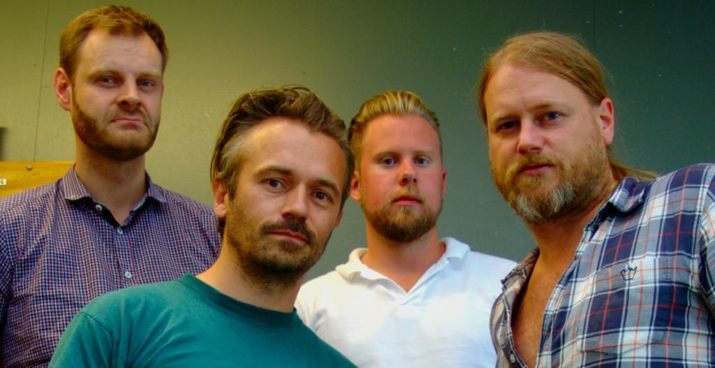 Starkes Debüt von The Glade aus Schweden