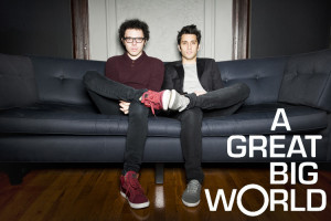 A Great Big World – Singer-Songwriter Duo aus New York