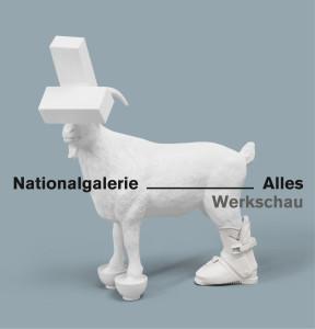 """Nationalgalerie mit Werkschau """"Alles"""""""