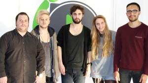 Die neuen egoFM Lokalhelden: Irizz aus Nürnberg & München; Credit: egoFM