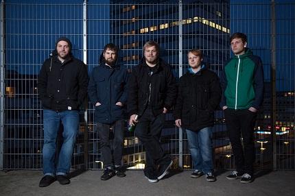 Willy Fog aus Dortmund mit ihrem Debütalbum Anfang April