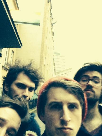 Das obligatorische Selfie in Aschaffenburg!