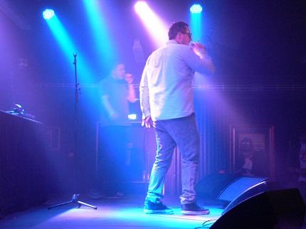 Sehr guter dänischer HipHop von Benal; Credit: Alina Felder