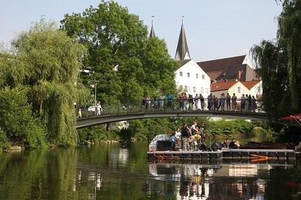 Das Akkufish Festival 2014 in Eichstätt