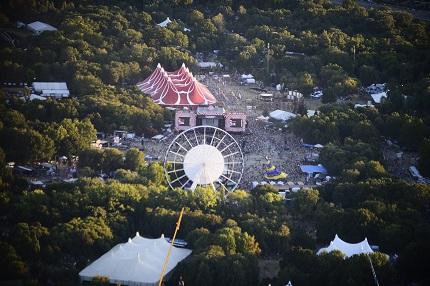 Sziget Festival; Credit: Péter Kálló