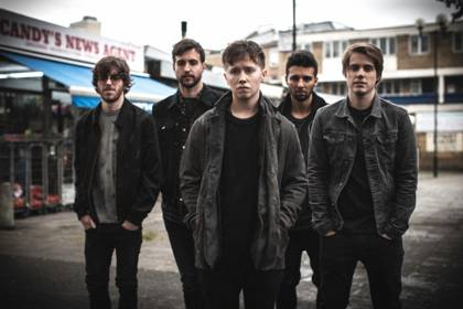 Britische Neuentdeckung: Nothing But Thieves; Credit: Sony Music