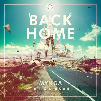 "Mynga aus München mit Single-Release ""Back home""; Credit: Sony Music"