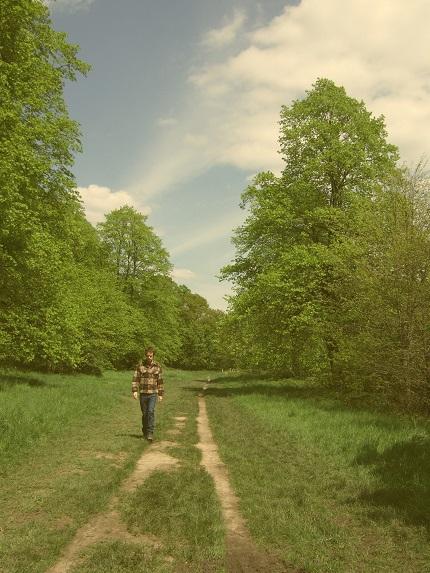Land Observations: nach neun Jahren Pause folgten zwei Alben; Credit: Alicia Aimee