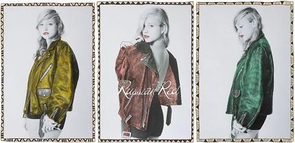 Russian Red veröffentlicht drittes Studioalbum; Credit: Sony Music
