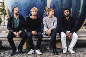 Banana Beach aus Schweden mit neuer Single am Start; Credit: Richie Keegan