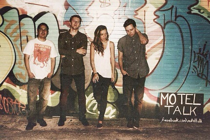 Motel Talk aus den USA; Credit: Motel Talk