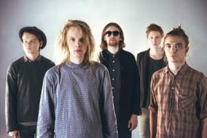 Die finnische Band NEØV beim Eurosonic Festival 2015