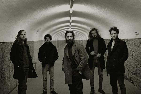 The Whiskey Foundation hauen zweites Album raus; Credit: Marko Panic