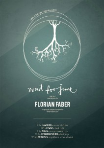 Wait For June & Florian Faber auf Tour