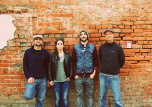 The StoneWolf Band aus Lissabon