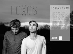 FOXOS geht auf Tour