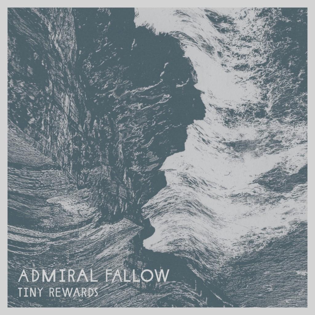 "Neues Album von Admiral Fallow ""Tiny Rewards""; Artwork: Nous Vous"