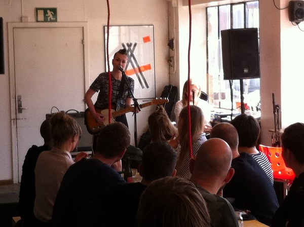 Ida Gard beim Spot Off Event von Good Because Of Danish