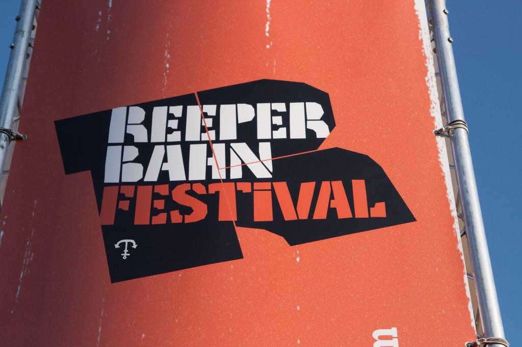 Hier kannst du fast eine Woche lang networken: Das Reeperbahn Festival; Fotocredit: Nina Zimmermann