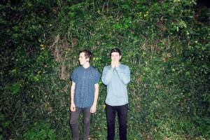 DJ-Duo CANVAS aus Stockholm; Fotocredit: Christian Bang