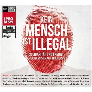 """Release Sampler """"Kein Mensch ist illegal"""""""