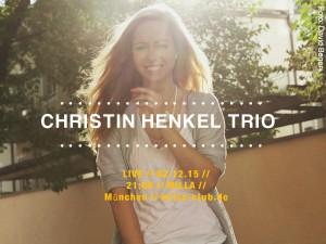 Christin Henkel Konzert im Milla
