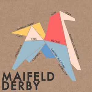 Das Soundkartell präsentiert: Das Maifeld Derby in Mannheim