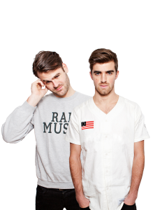 Im Interview: Das Producer und Dj-Duo The Chainsmokers