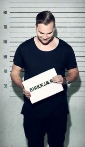 Dänischer Producer und Dj Birkkjaer