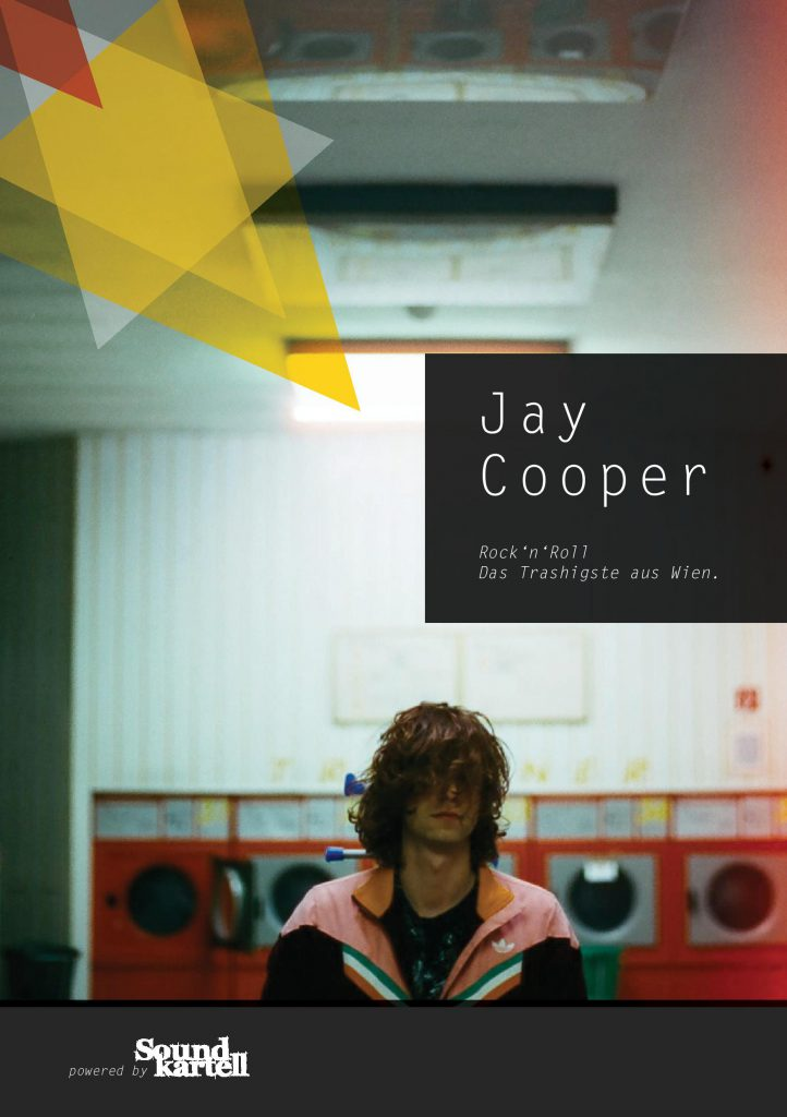 Jay Cooper bei der Soundkartell Night