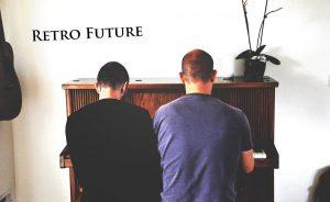 Retro Future im Sonntagsporträt