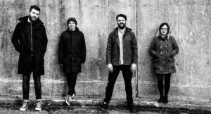 Minor Victories live im Technikum