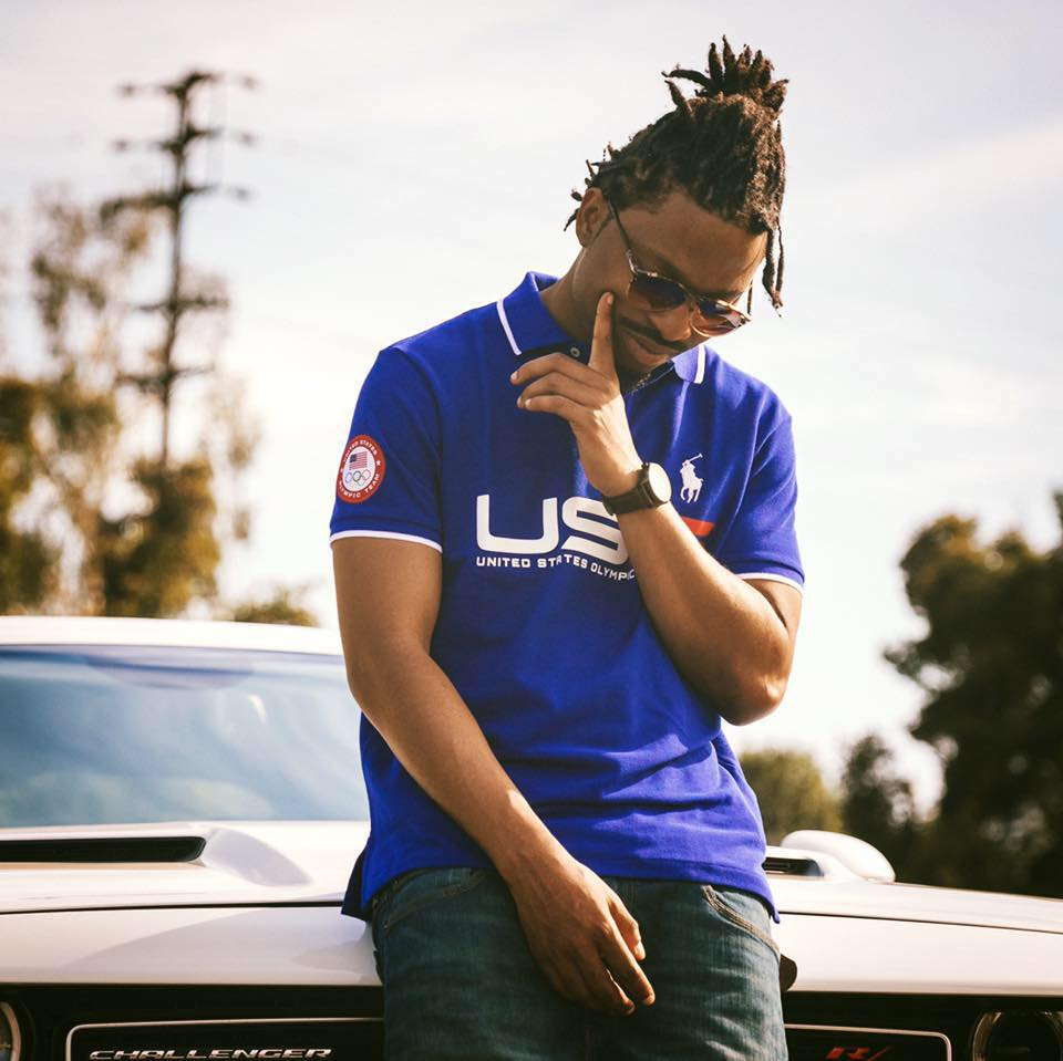 Fosho Rapper aus Los Angeles