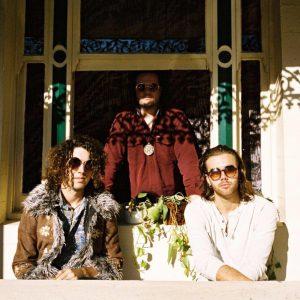 Postblue Indie-Rock Trio aus Melbourne