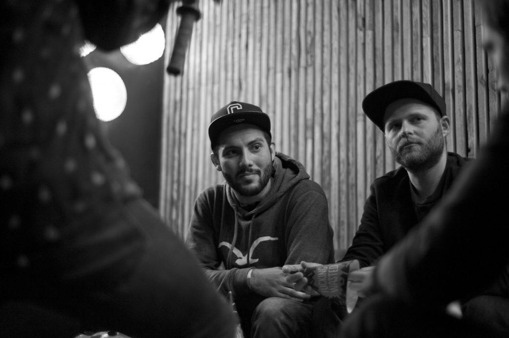 Cap Kendricks & LUX beim Nürnberg Pop Festival; Fotocredit: Sarah Buth
