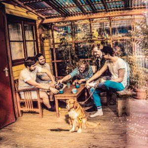 Ove neues Album; Fotocredit: David Aufdembrinke
