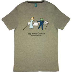 Gewinnt dieses fesche Shirt von The Simple Carinival