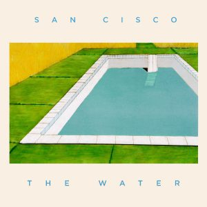 "San Cisco Album ""The Water"""