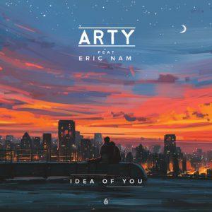 "ARTY neue Single ""Idea Of You"" mit Eric Nam"