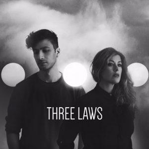 Three Laws Electro-Pop Duo aus London