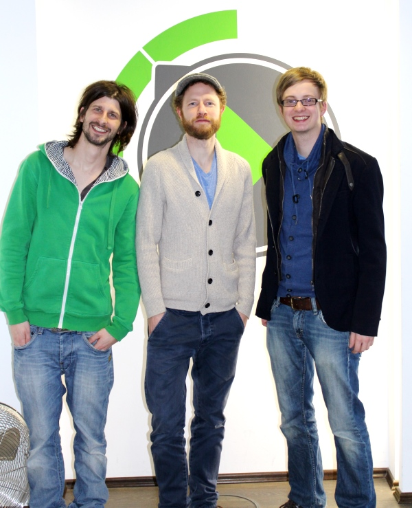 Klingen wie The Black Keys: Amterdamn aus Mannheim