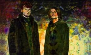Cornwall. Pastellmalerei und Psychedelic-Pop: Pastel Colours