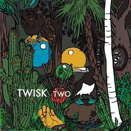 "Das Cover der Platte ""Two"""