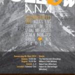 tagebook von Soundkartell: Diese Woche – Folløw Å.N.A. mit William`s Orbit