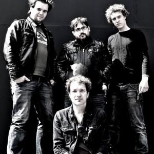 Mit zweitem Studioalbum im Gepäck: Joseph Parsons mit Band