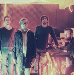 Newcomer-Band aus Köln: Bergfilm